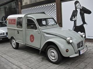 1959-1965 CITROËN AZU Fourgonnette