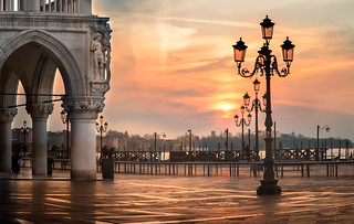 Venetian morning II