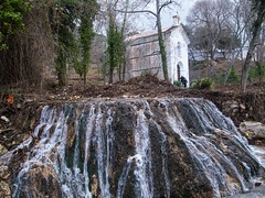 Reformas (Ermita de Mata-Bejid) (arapaci67) Tags: olympus ermita invierno viajes reformas historia jaen cambil agua fuentes