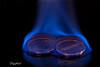 Flame. (Digifred.) Tags: macromondays flame digifred 2018 nederland netherlands pentaxk5 hmm macro macrophotography closeup bokeh vlam vuur spiritus fire
