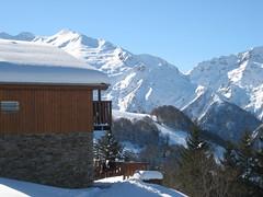 Guzet-Neige (Ariège) (PierreG_09) Tags: ariège pyrénées pirineos couserans hiver neige montagne ski guzet marterat portdumarterat chalet