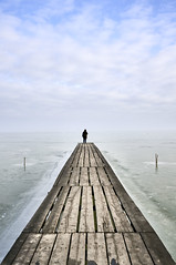 _DSC1587 (silviu_z) Tags: pier lake frozen winter nature landscape sony ilce7rm3 waterscape water outdoor raezem dobrogea amateur natural brige