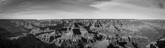 Grand Canyon Black and White Panorama (Cole Eaton Photography) Tags: canyon grand national park arizona sunset usa landscape desert america monument nature travel red rock view rim valley beautiful sunrise light outdoors west tourism mountain wild united southwest colorado river scenic north dusk yellow background sky orange south sun stone sand outdoor erosion black white