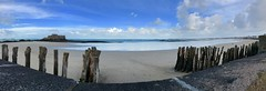 Saint Malo - Bretagne (Jean Paul Renais) Tags: france saintmalo mer plage panorama fort national