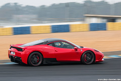 Exclusive Drive 2015 - Ferrari 458 Speciale (Deux-Chevrons.com) Tags: ferrari458speciale ferrari 458 speciale 458speciale 458italia ferrari458italia car coche voiture auto automobile automotive supercar sportcar gt exotic exotics exclusivedrive race racing circuit lemans racetrack france