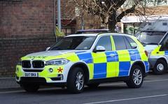 BCH Firearms Unit - OU17 BKA (999 Response) Tags: bch firearms unit ou17bka police bedfordshire bmw