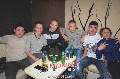 Midnight express (16.02.2018)