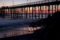 2017 Oceanside Pier Sunset 8 (DrLensCap) Tags: oceanside pier sunset california ca pacific ocean robert kramer