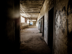 DSCN9977 (tiulekler) Tags: urban urbanexploration urbex exploration abandoned hospitalabandoned hospital street
