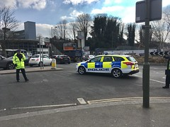 U.K. day three (Eleventh Earl) Tags: plod rozzers notreally guns redhill uk police crime murder cops