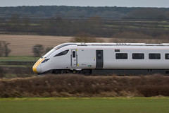 801101 5X63 test run (deltic17) Tags: 5x63 eastcoast eastcoastmainline hitachi azuma class801 dual new train express test testtrain notts virgin virgintrains virgineastcoast iep hitachirail modern rail railways