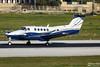 Private --- Beechcraft B300 King Air --- N627GB (Drinu C) Tags: adrianciliaphotography sony dsc rx10iii rx10 mk3 mla lmml plane aircraft aviation private beechcraft b300 kingair n627gb bizjet privatejet