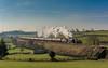 Deepthwaite Red Engine (4486Merlin) Tags: galatea 45699 england europe exlms lms6p5fjubilee northwest railways steam transport unitedkingdom wcml deepthwaite lancashire gbr wintercumbrianmountainexpress rytc wcrc