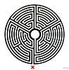 Finchley Labyrinth (richardr) Tags: markwallinger wallinger modern contemporary finchley labyrinth london londonunderground tubestation tube northlondon england english britain british greatbritain uk unitedkingdom