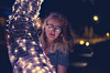 Star Touch [D] (GR.Imágenes) Tags: nigth night nite light bokeh portrait puntadeleste longexposure glasses blonde girl