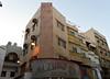 Al Zurqi Centre (Francisco Anzola) Tags: bahrain manama city market souq souk building dusk architecture