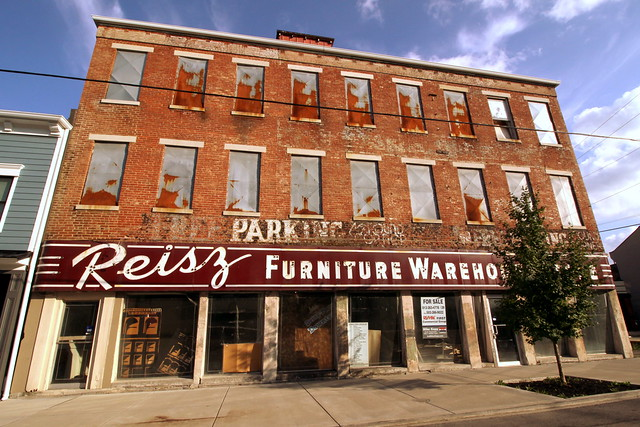 Reisz Furniture Building - New Albany, IN