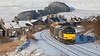 Hazy Shade Of Winter (Richie B.) Tags: 6j37 colas rail garsdale cumbria settle and carlisle railway brush traction procor mirrlees class 60 60087