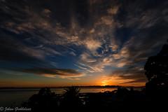 False Bay Sunrise (Johan Grobbelaar) Tags: simonstad