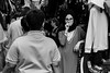 Take Attention (㋡ Aziz) Tags: attention street fujifilm xt2 1655 old new mono bw blackandwhite candit portrait dark contrast girl istanbul grey summer crowd bazaar face light people glasses woman boy