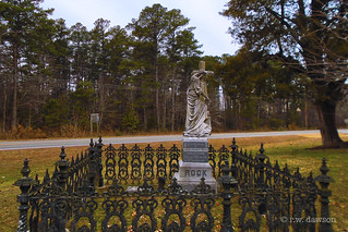 St. Mary's White Chapel Cemetery
