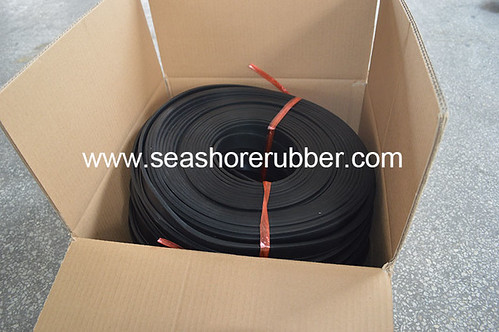 epdm extrusion rubber seal strip packing