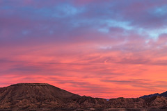 Sunrise Bliss (James Marvin Phelps) Tags: james marvin phelps photography lake mead national recreation area st thomas clouds nevada color december desert sunrise âjmpphotography