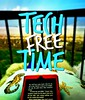 Tech-Free-Time2 (The Daring Librarian) Tags: tech free time bethanybeach reading balcony