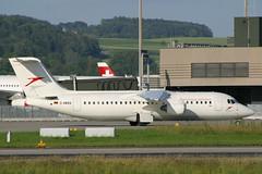 D-AWBA British Aerospace 146-300 Austrian Arrows (pslg05896) Tags: dawba bae146 austrianarrows zrh lszh zurich kloten