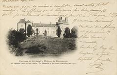 Château de Montmuran à Les Iffs (Ille-et-Vilaine) (Feldpost 14) Tags: 35 illeetvilaine lesiffs montmuran château