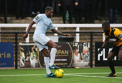 Cray Wanderers 1 Lewes 2 20 01 2018-227.jpg (jamesboyes) Tags: lewes cray bromley football bostik isthmian fa soccer action goal game celebrate celebration sport athlete footballer canon dslr