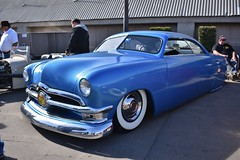 2018 Grand National Roadster Show (USautos98) Tags: 1949 ford shoebox traditionalhotrod streetrod kustom leadsled