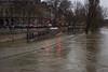 Red Light (MrBlackSun) Tags: landscape flood floods inondation paris france seine laseine riverseine nikon d810 cityscape