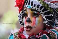 Carnaval de Badajoz 2018 - II - Amparo García Iglesias (Amparo Garcia Iglesias) Tags: shantala comparsa carnaval badajoz españa extremadura musica color emociones alegria tristeza llanto risas fotos photos amparo garcia iglesias año 2018