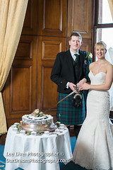 DalhousieCastle-18021749 (Lee Live: Photographer) Tags: bride cake ceremony chapel clarebaker cuttingofthecake dalhousiecastle grom kiss leelive ourdreamphotography owls rings rossmcgroarty wedding wwwourdreamphotographycom