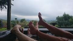 Ama Casa, Drakensberg happy feet