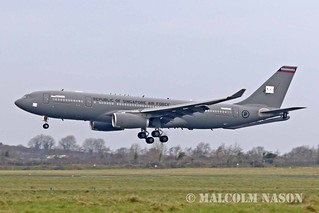 A330-243MRTT EC-333 REPUBLIC OF SINGAPORE AIR FORCE 1