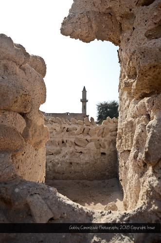 Ghost Village @ Ras Al Khaimah 01