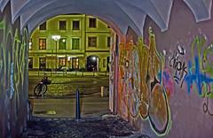 Bicycle (Matjaž Skrinar) Tags: 100v10f maribor 250v10f