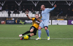 Cray Wanderers 1 Lewes 2 20 01 2018-404.jpg (jamesboyes) Tags: lewes cray bromley football bostik isthmian fa soccer action goal game celebrate celebration sport athlete footballer canon dslr