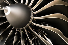 CFM LEAP-1A (mikeyp2000) Tags: blade blades cfm engine neo fanblades leap1a airbus a320 fanblade fan jet turbofan