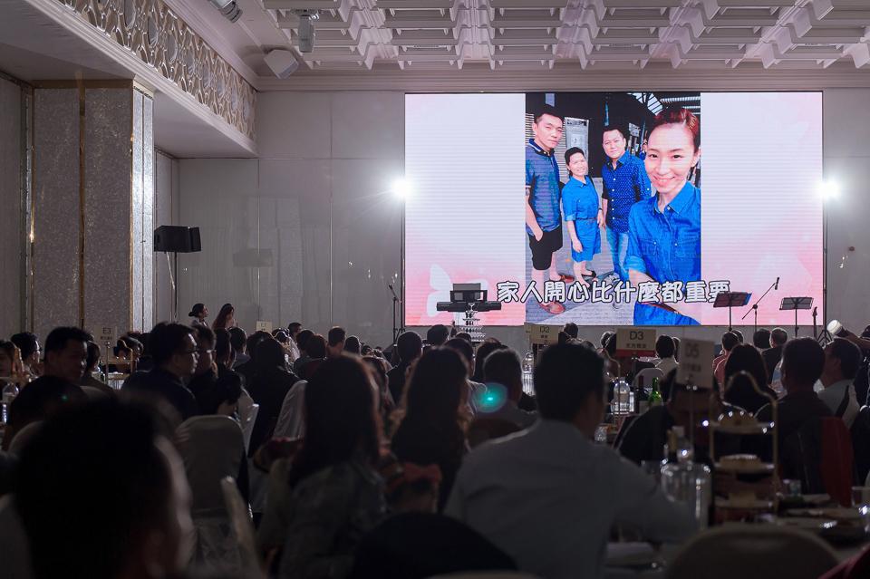 婚攝 高雄林皇宮 婚宴 時尚氣質新娘現身 S & R 113