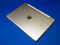 ESR iPad Air2 ケース クリア PUレザー [スタンド機能 オートスリープ] (ゴールド) (zeta.masa) Tags: エレコム elecom ipad ipadair ipadair2 apple カバー cover ケース case ipadcover ipadcase タブレット tablet ricerca