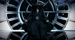 Welcome, young Skywalker (kevchan1103) Tags: star wars the back series hasbro emperor palpatine imperial throne rotj return jedi toys action figures starwars