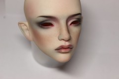 My commission faceup (AnMoony) Tags: bjd bjdoll doll custom faceup bjdfaceup myfaceup commission