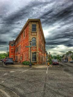 Elora Ontario - Gordons Block Building - Heritage