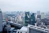 Tower in da far (*JRFoto*) Tags: jrfoto d750 asia japan tokyo big city glass steel concret sky tree muri hills tower