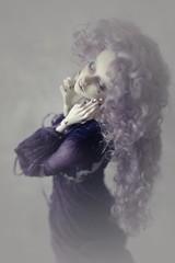 . (dolls of milena) Tags: bjd abjd resin doll serenade nun portrait