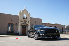 project-6gr-7-spoke-seven-satin-graphite-california-special-12 (PROJECT6GR_WHEELS) Tags: project 6gr 7seven spoke shadow black 50th anniversary satin graphite ford mustang s550 gt 2015
