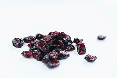 Close up of dried cranberries (wuestenigel) Tags: dry natural color nature sweet background healthy small delicious macro isolated white berry closeup dried vegetarian diet fruit fresh red tasty cranberries set close dessert studio prepared up cranberry food shot vitamin many lifestyle ingredient organic